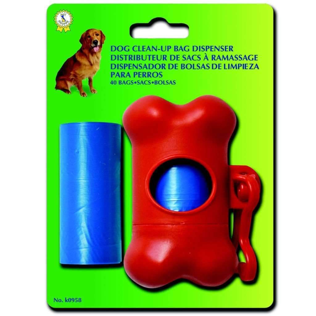 Dog Clean Up Bag Dispenser 30ct