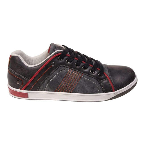 Mens Casual Lace Up Shoe Size