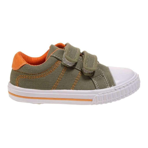 Boys Shoes With Double Velcro