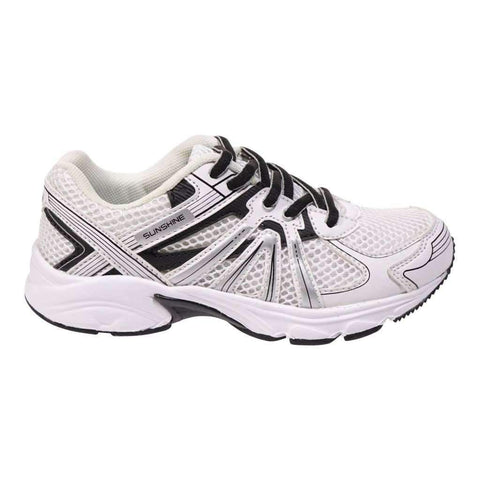 Girls Athletic Shoes With Velcro