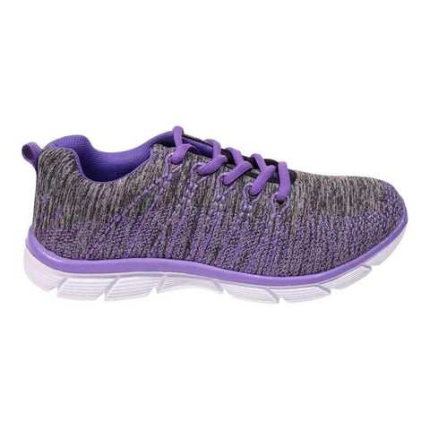 Girls Athletic Shoes Lace Up