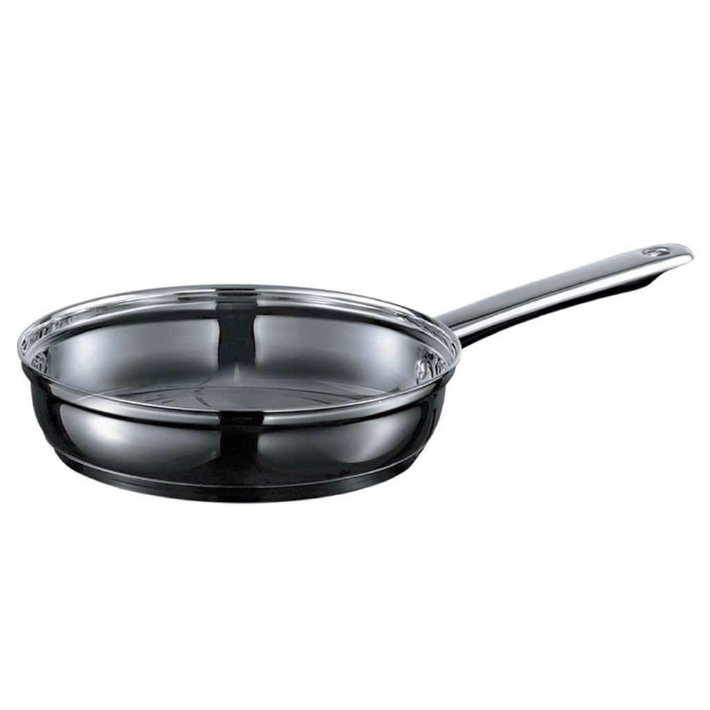 22cm Frypan In Stainless Steel