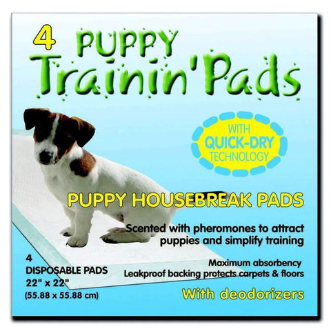 Puppy Training Pads (4)