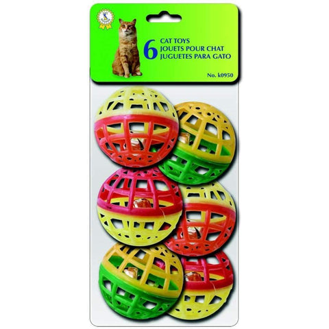 Cat Toys 6pack