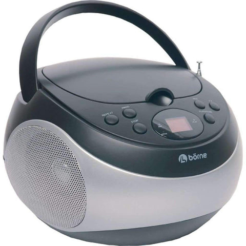 Cd Boombox Portable Am/fm
