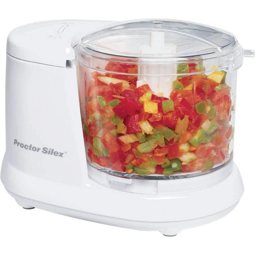 1.5 Cup Food Chopper With Puls
