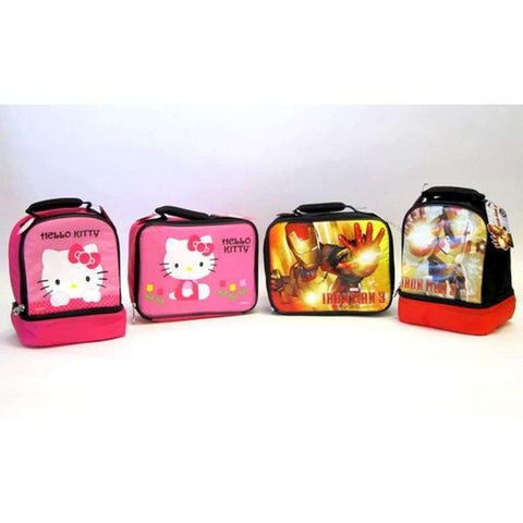 Assorted Children's Insulated Lunchbox