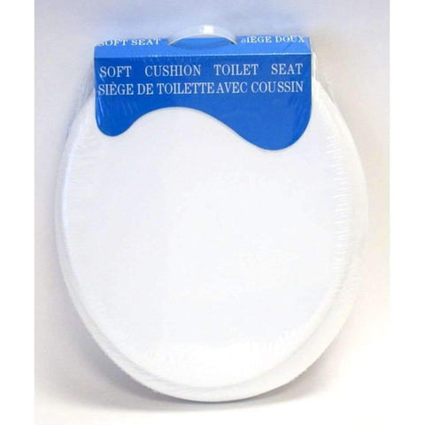 Soft Cushion Toilet Seat