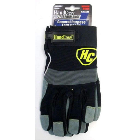HandCrew - General Purpose Gloves, Medium