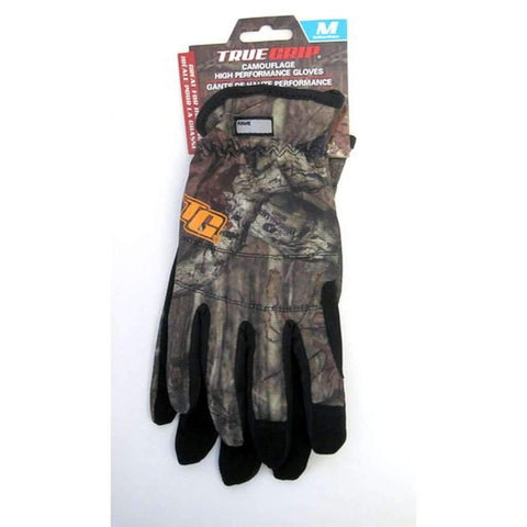 True Grip - Men's Camouflage Utility Gloves
