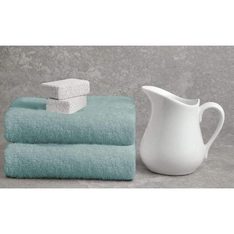 Deluxe Cotton Towel - Seafoam