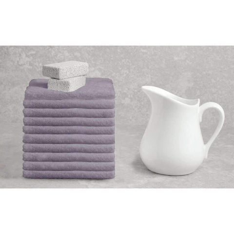 Deluxe Cotton Towel - Lavender