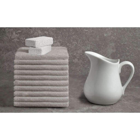 Deluxe Cotton Towel - Grey