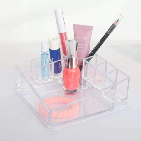 Make Up Organizer - Clear