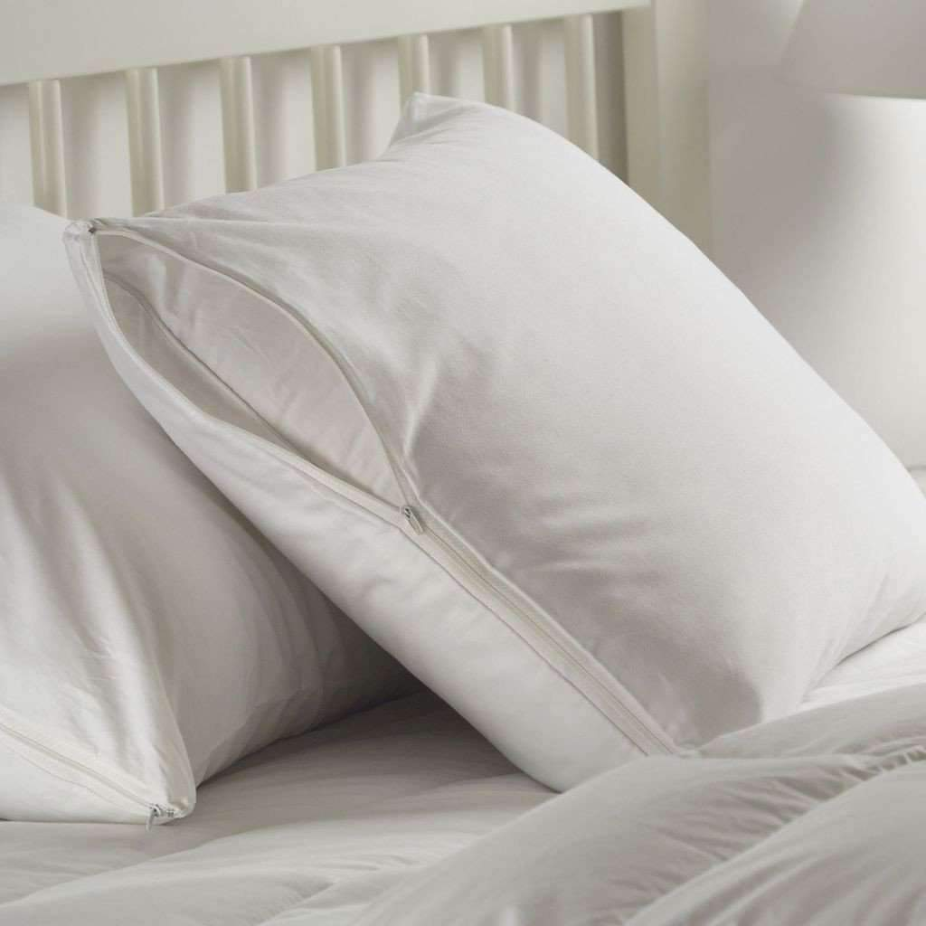200 Thread Count Cotton Pillow Protector