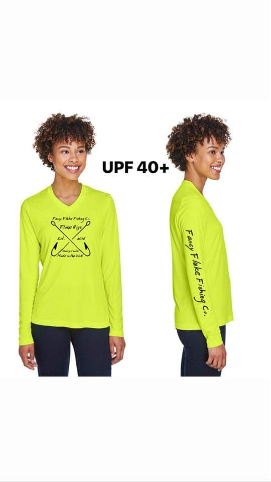 UPF 40+ Long Sleeve Shirt
