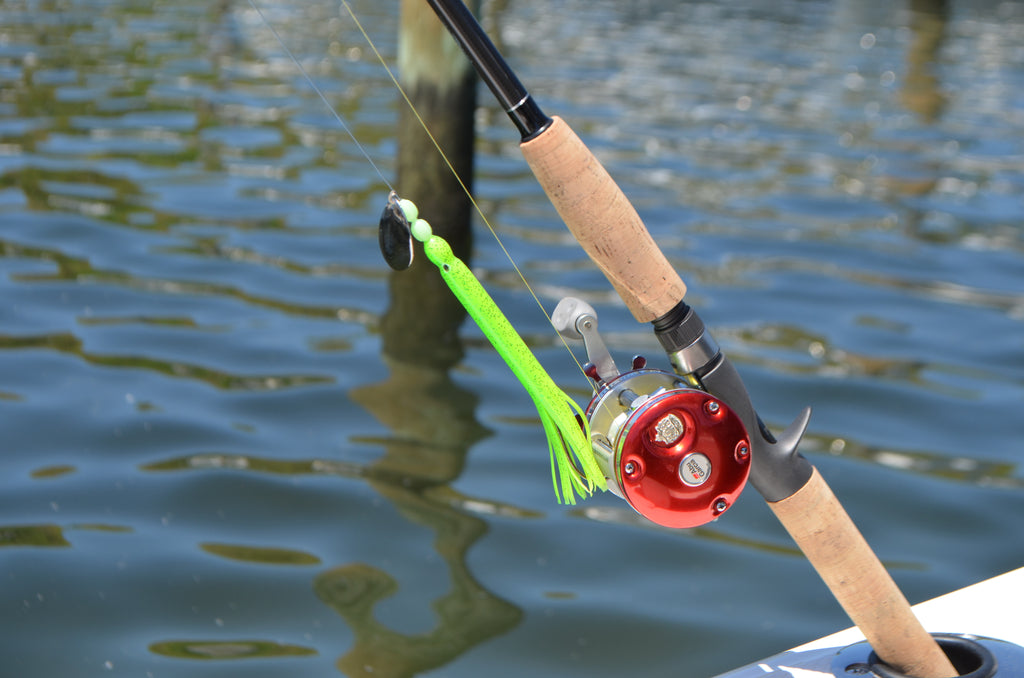 "LIMITED EDITION - Limeade 6"" Fluke Rig"