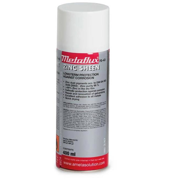 Metaflux 70-43 Zinc Sheen Spray (cold galv)