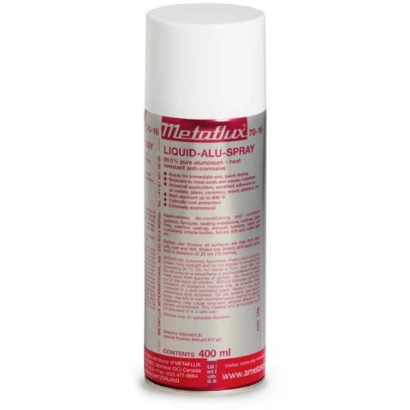 Metaflux 70-16 Pure Liquid Aluminium Spray