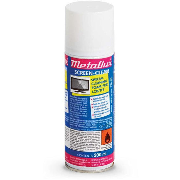 Metaflux 75-10 Screen Cleaning Foam