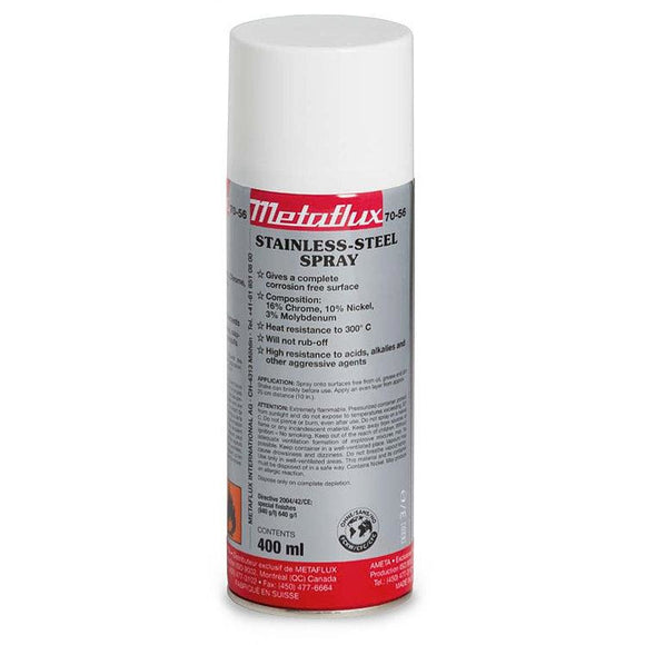 Metaflux 70-56 Stainless Steel Spray