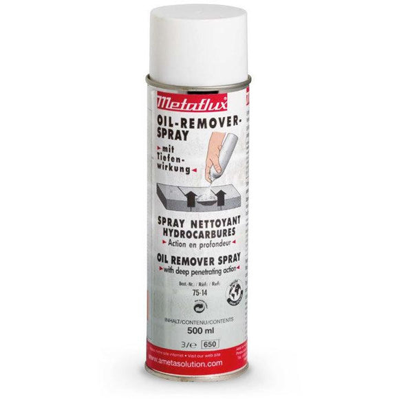 Metaflux 75-14 Oil Remover Spray