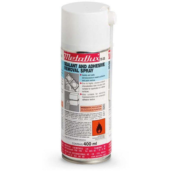 Metaflux 70-33 Adhesive, Sealant & Glue Remover Gel