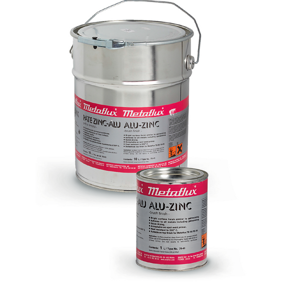 Metaflux 70-41 Alu-Zinc Paste