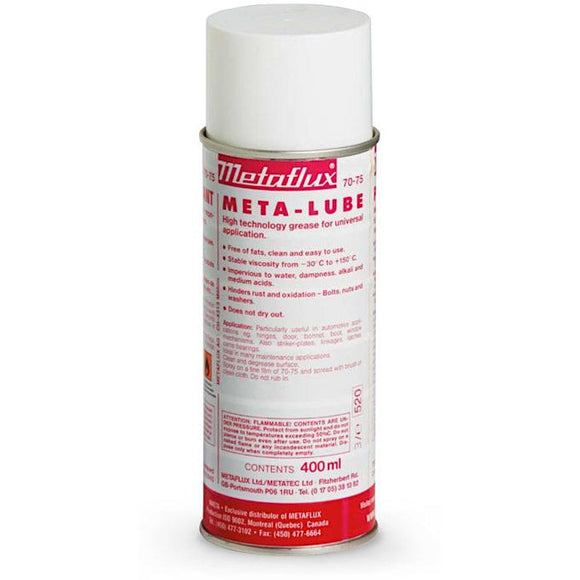 Metaflux 70-75 META-LUBE Paste Spray