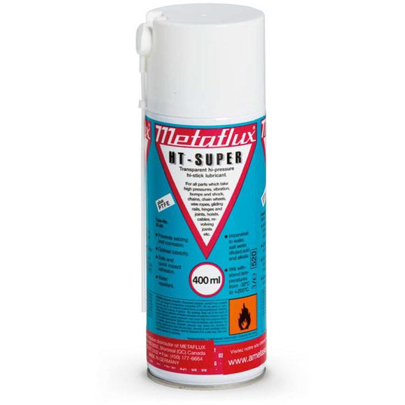 Metaflux 70-89  HT-Super Spray lubricant + PTFE