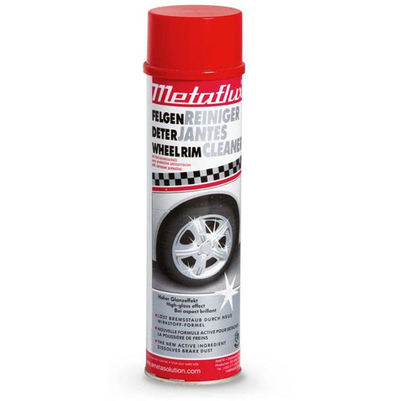 Metaflux 75-06 Wheel Rim Cleaner Spray