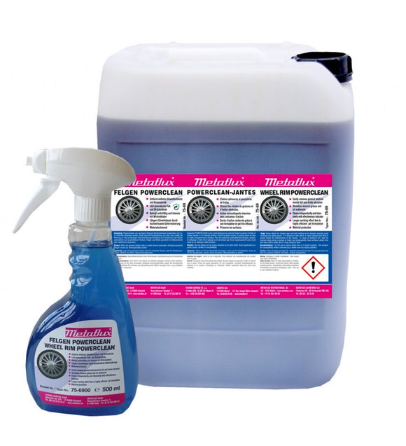 Metaflux 75-69 Power Wheel Cleaner