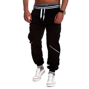ACTIVE Striped Fit Joggers