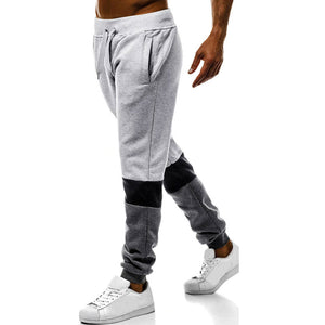 FEARLESS Color-Block Paneled Joggers