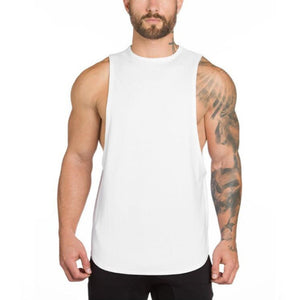 MUSCLE Sleeveless Tank Top