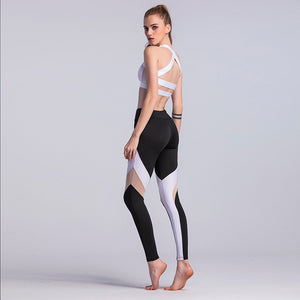FUTURO Arrow Striped Leggings