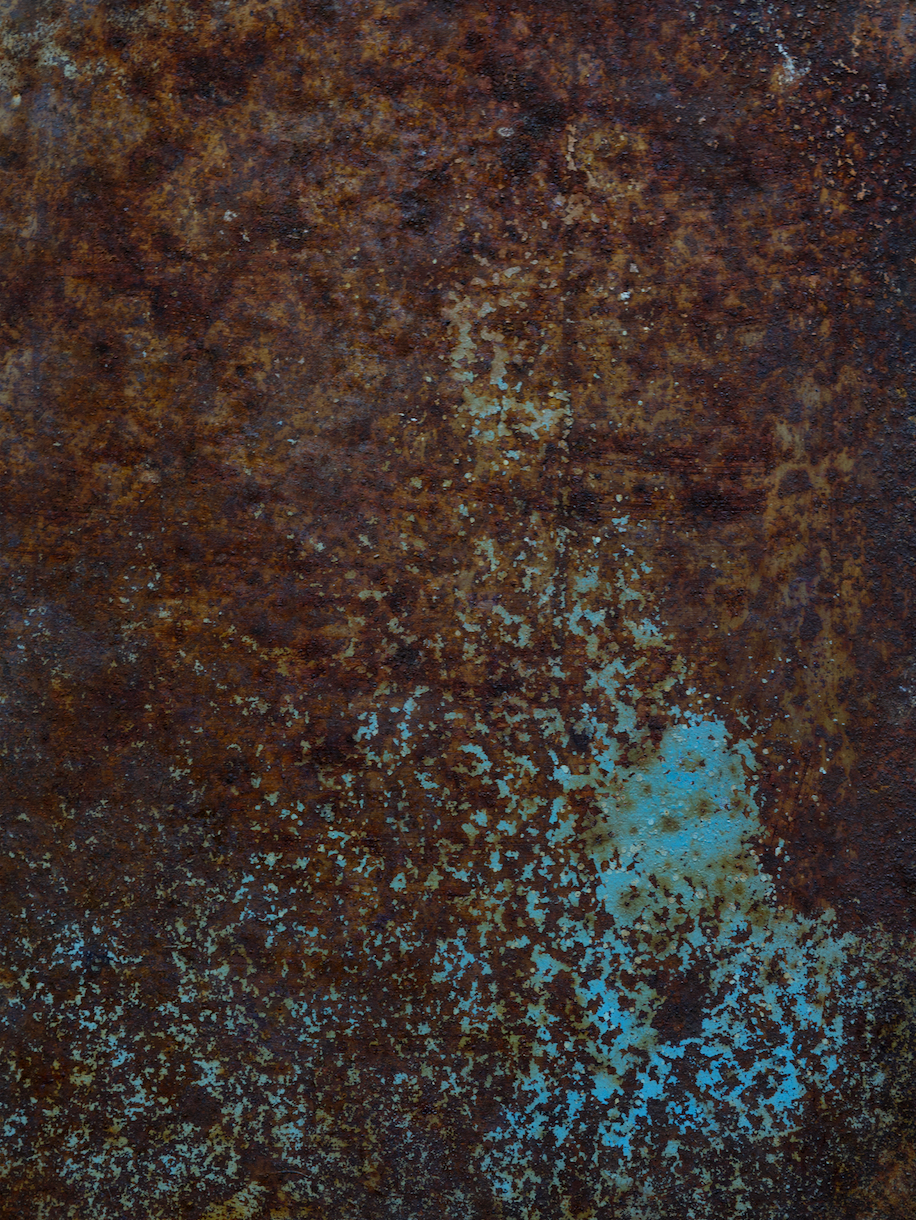 RUST - Poster 60x80