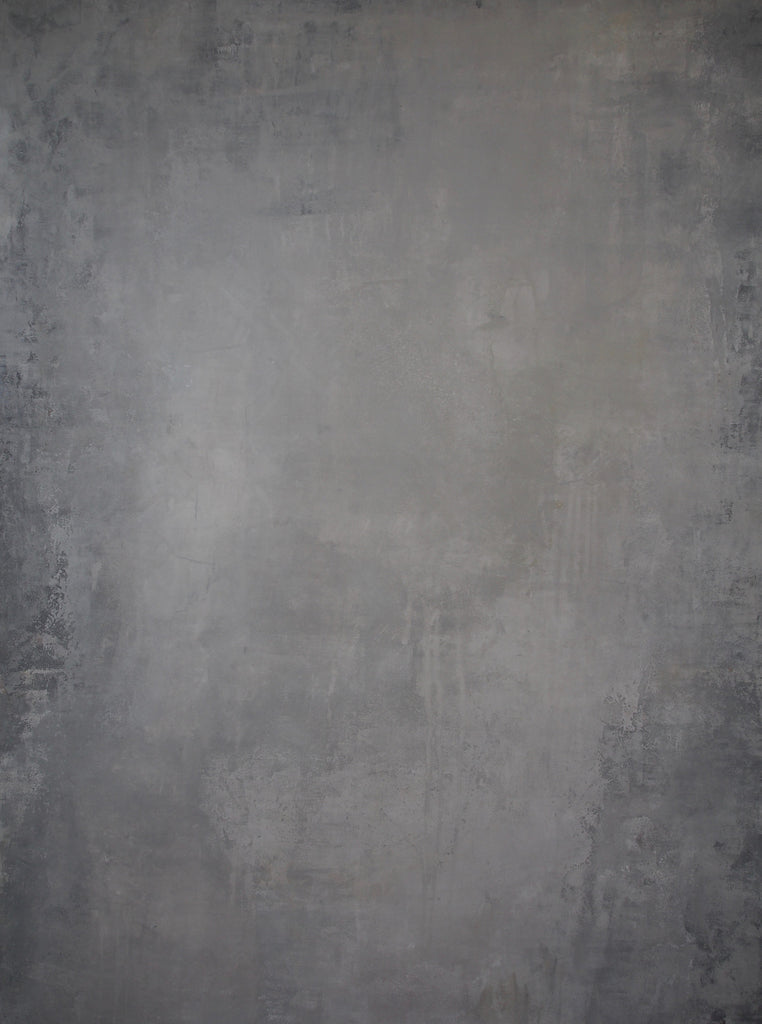 Gray wall - Poster 80x60