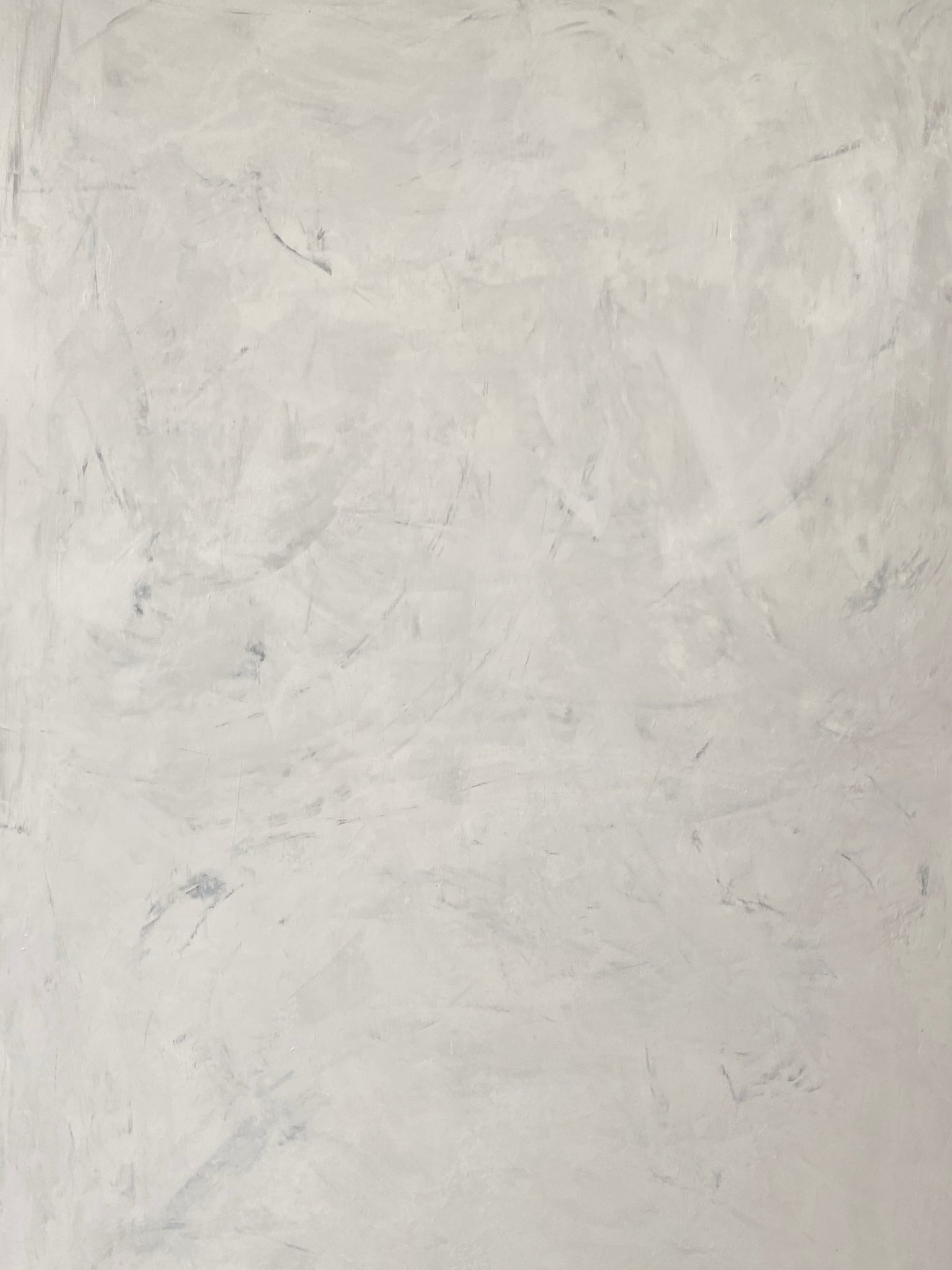 White with gray - 80x120 cm.