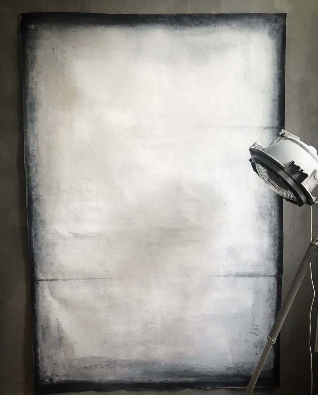 Black & White canvas 100x150cm