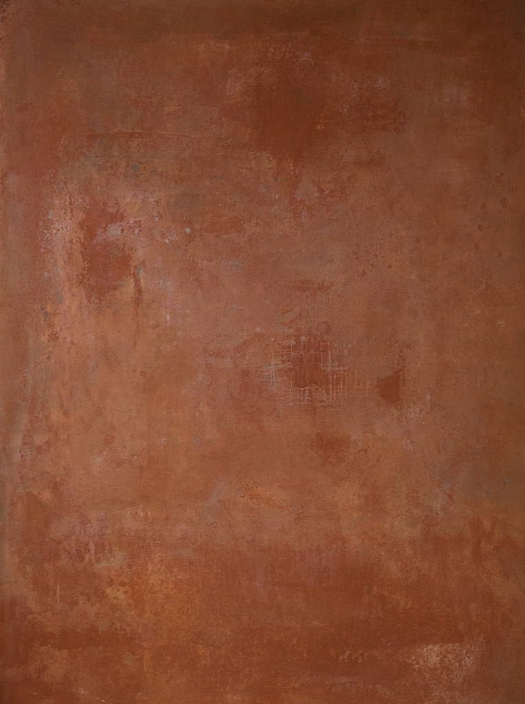 Orange ochre - Poster 80x60