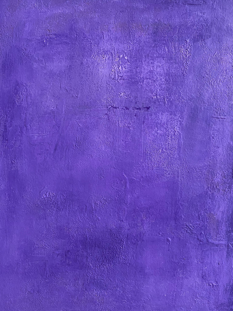 Purple art - 80x60 cm.