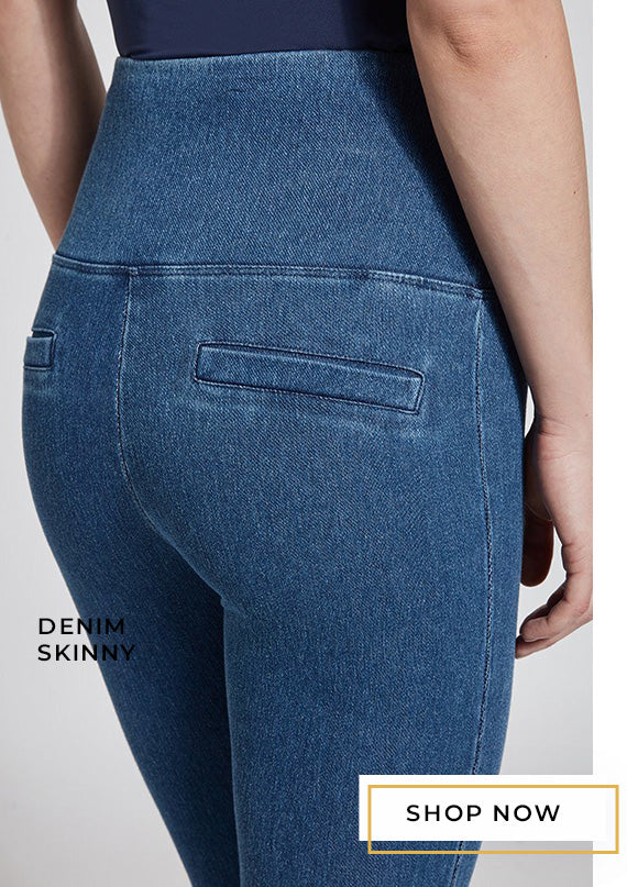 Denim Skinny