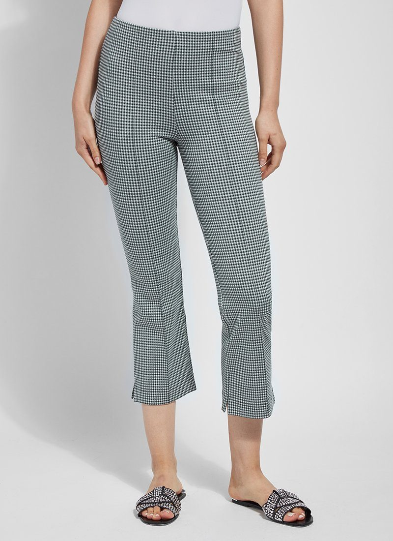 color=Hunter Gingham Jacquard