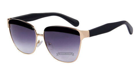 Women's Butterfly Sunglasses - UV400