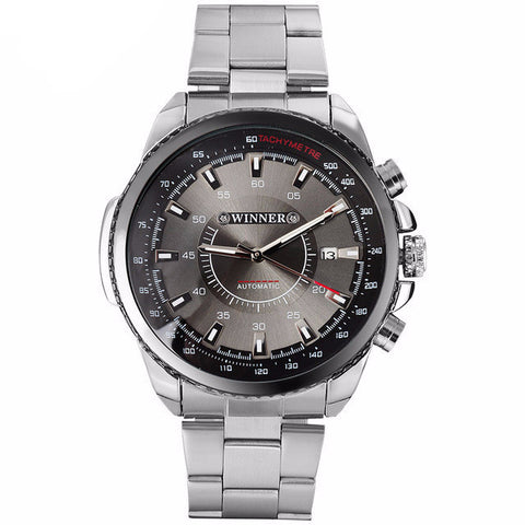 Mens Automatic Watch With Date