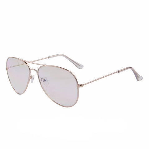 Women's Classic Aviator Sunglasses - UV400