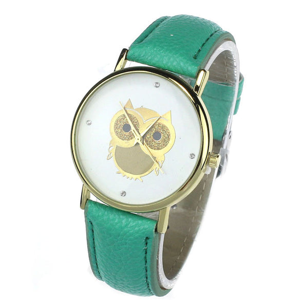 watches mint men watch casual green women kilimall new item pu fashion s quartz