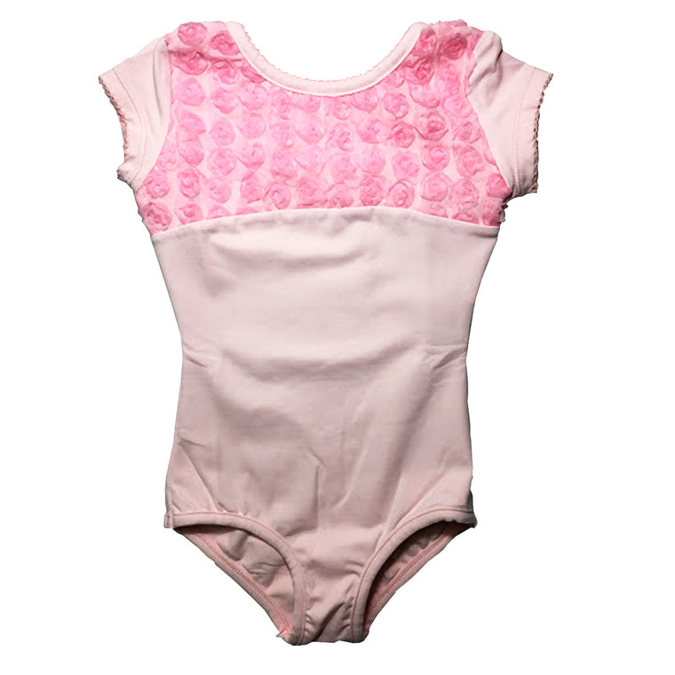 Child Rosette Leotard