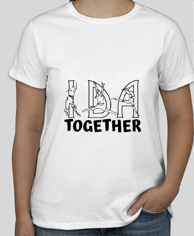 IDA Together T-Shirt